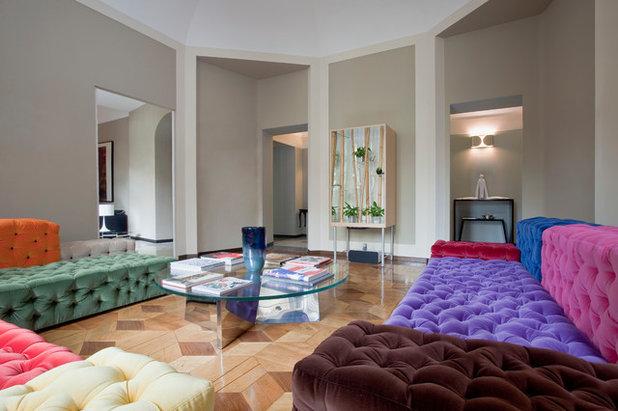 Beautiful Soggiorno Color Tortora Pictures - Idee Arredamento Casa ...