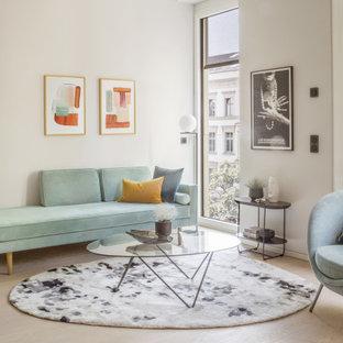 Modernes Wohnzimmer in Berlin
