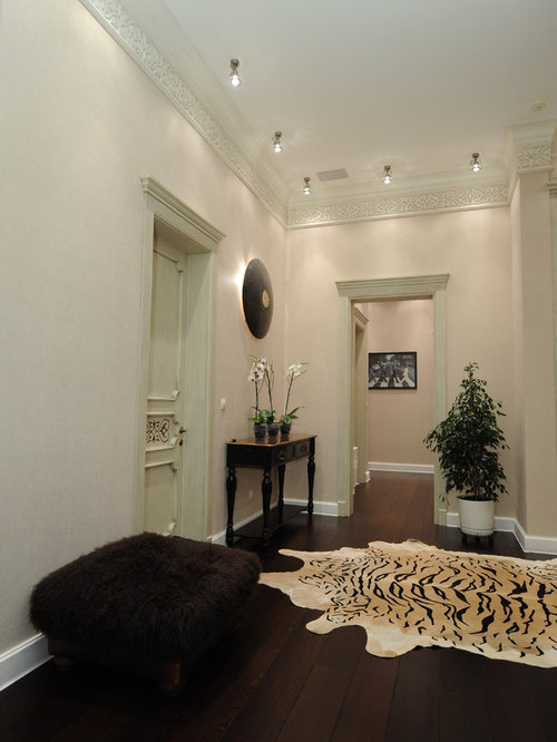 Inspiration for a contemporary living room remodel in OtherWide Crown Moulding   Houzz. Living Room Crown Molding. Home Design Ideas