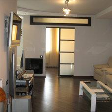 Contemporary Living Room by iradesign studio