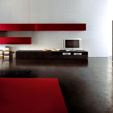 Modern Living Room by apartment-hipster.com
