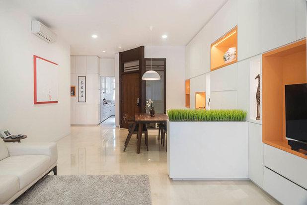 Modern Living Room By Proj. B Studio Part 91