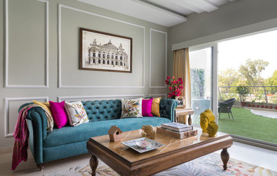 These 14 Indian Living Rooms Are High on Style