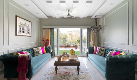 Kanpur Houzz: A Dreamy Home With French Country Style Interiors