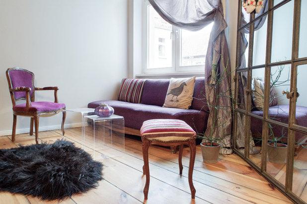 Modern Wohnbereich by Luca Girardini - Photos