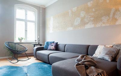 Warum lieben die Deutschen graue Sofas?