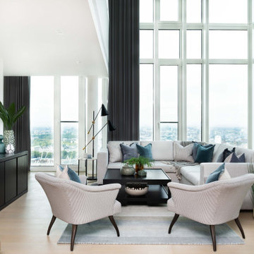 Apartment in the South Bank Tower