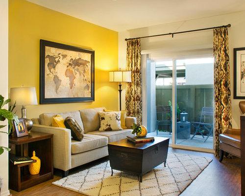 Best 30 Bamboo Floor Living Room Ideas   Houzz