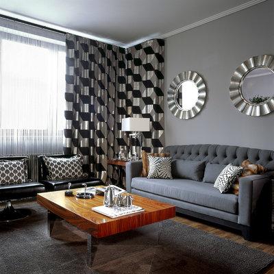 Гостиная by I.D.interior design