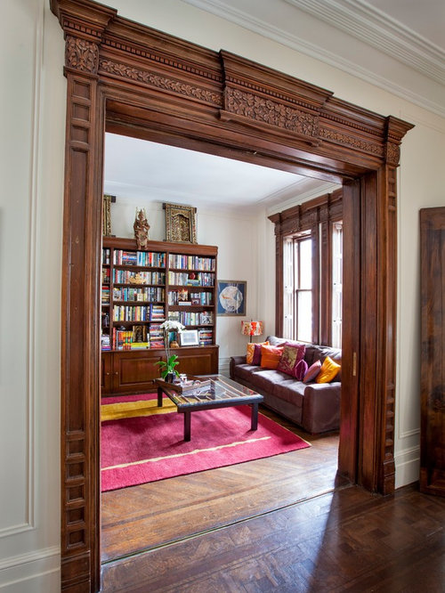 Door frame houzz for Room door frame