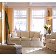 traditional living room Apartment sofas - Small sofas - Simplicity Sofas