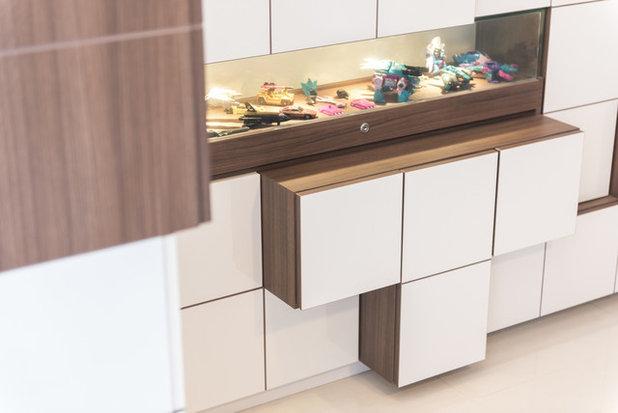 Modern Wohnbereich By Proj. B Studio