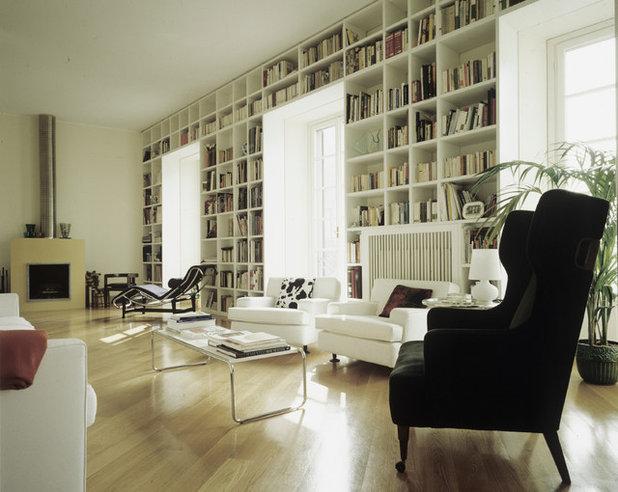 Moderno Soggiorno by Paolo Frello & Partners