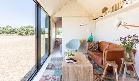 Kleine Fluchten: 18 großartige Tiny Houses