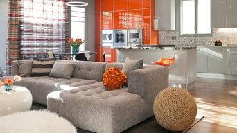 AppleGate Interior Design Project
