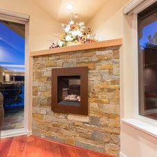 Contemporary Living Room by MAC Renovations LTD.