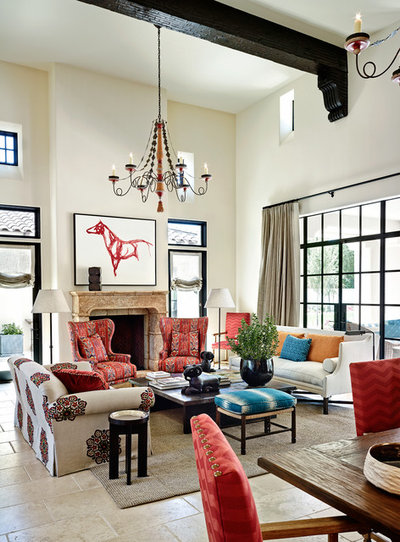 Houzz Tour A Colourful Family Home In Arizona