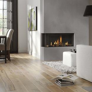 Architect & Designer Line - X-Fire B95 - Balanced Flue Gas Fire.