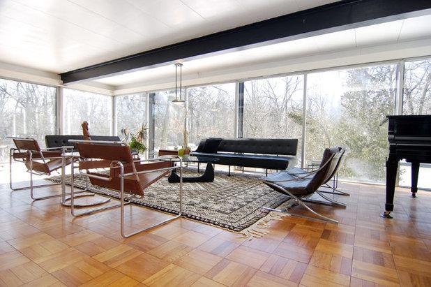 Modern Living Room Architect - Jack Viks