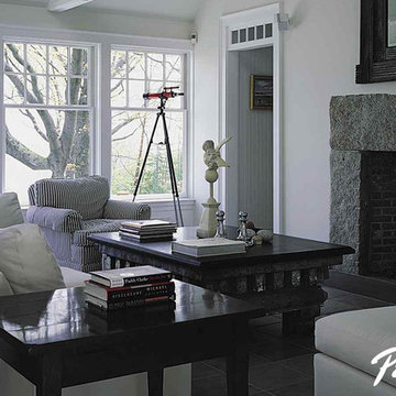 Architect Series® double-hung windows