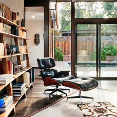 Contemporary Living Room by Drew Kelly Photography