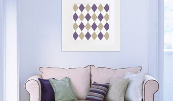 Argyle Purple-050005