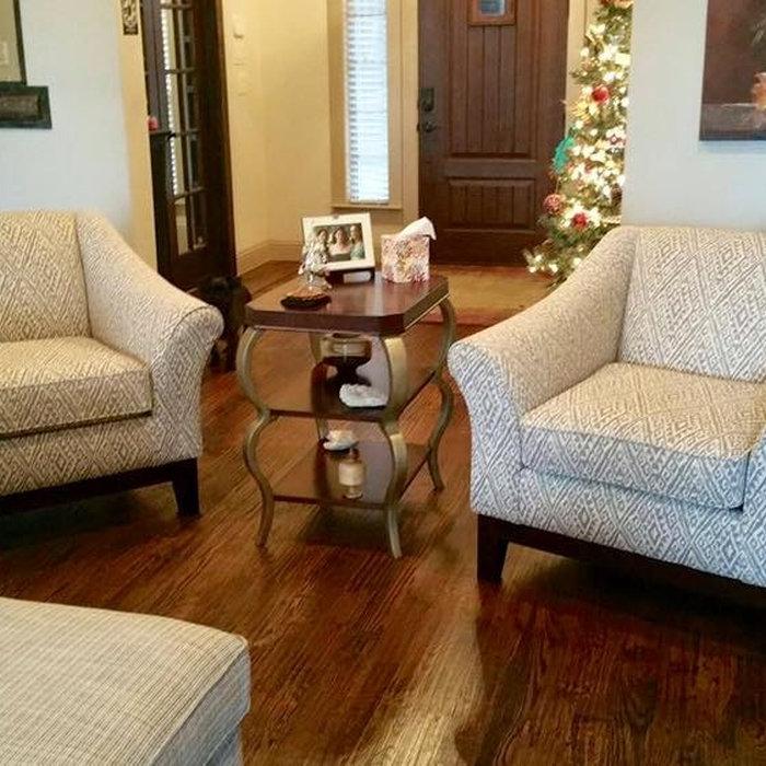Arlington, Texas Living Room