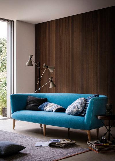 5 Bold And Beautiful Sofa Colours
