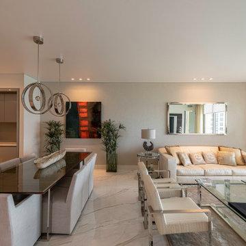 Armani Casa - Satin Ceiling