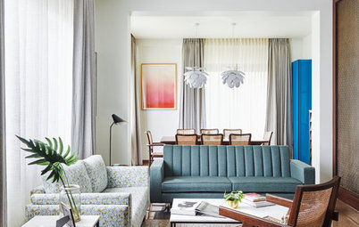 Mumbai Houzz: An Art Deco Bungalow Gets a Crisp Scandi Makeover