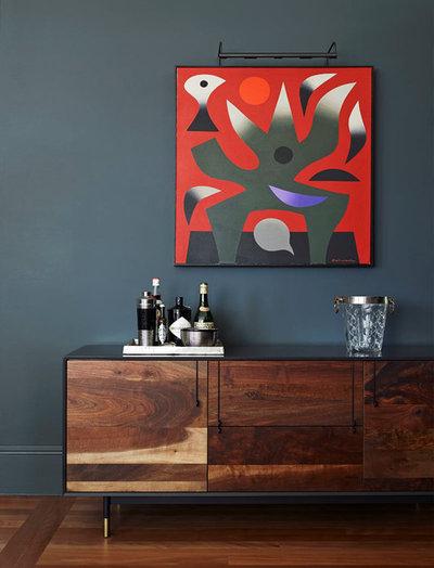 Contemporary Living Room by Sarah Davison Interior Design