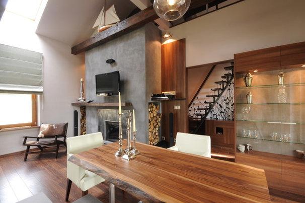 Contemporary Living Room by Art&deco