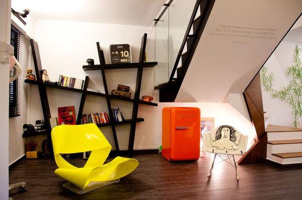 Éclectique Salon by Space Sense Studio