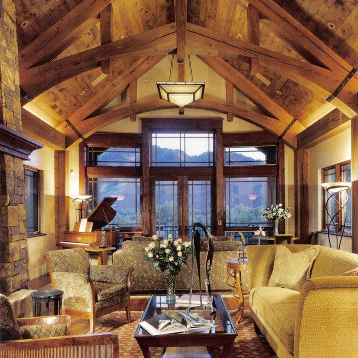 Arts & Crafts Aspen Home, Aspen, CO