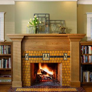 Songbird Fireplace Oak