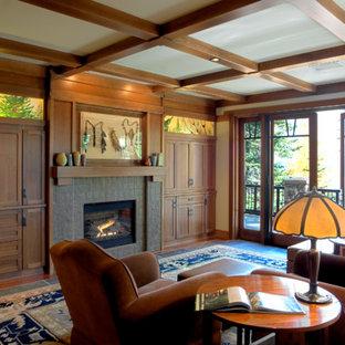 Arts & Crafts Tahoe Residence