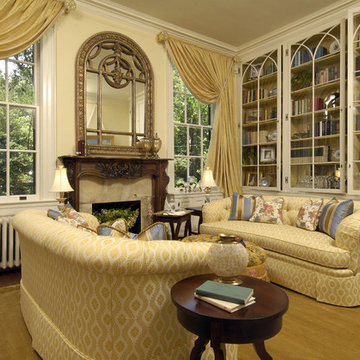 Arts Council Showhouse Library 5