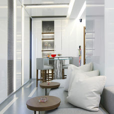 Contemporary Living Room by Hatem&Assoc