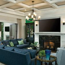 Transitional Living Room by Arthur Rutenberg Homes - Cincinnati, OH