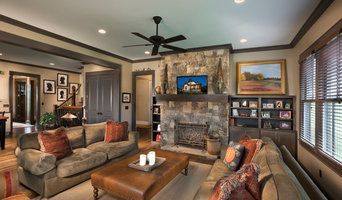Asheville Franconian Custom Home