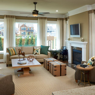 Asheville Living Room
