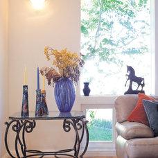 Traditional Living Room by Ashford Associates