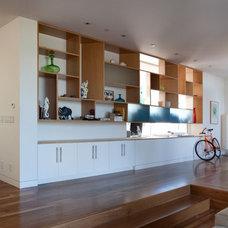 Modern Living Room by Birte Reimer