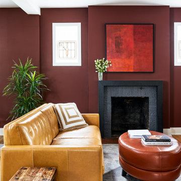 Ashton Heights Addition+Renovation