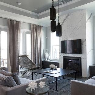 Ashton Woods Living Rooms
