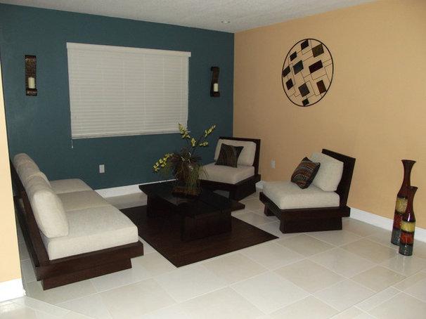 Asian Living Room Asian inspired living room