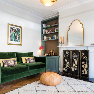 Victorian House Dulwich- Mid-Century Exoticism