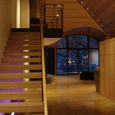 Modern Living Room by 186 Lighting Design Group - Gregg Mackell