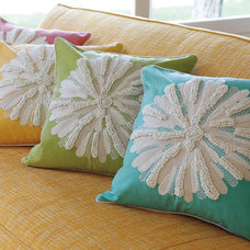 tropical pillows by Company C