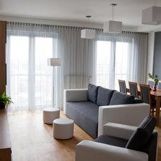 Modern Living Room by Inga Romberga (IngaBerga)